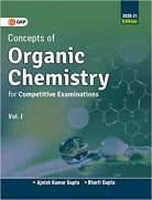 Concepts of Organic Chemistry for Competitive Examinations 2020-21 - Vol 1