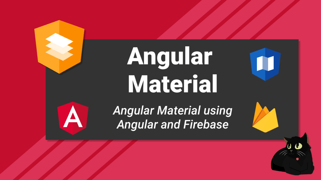 Angular Material Home