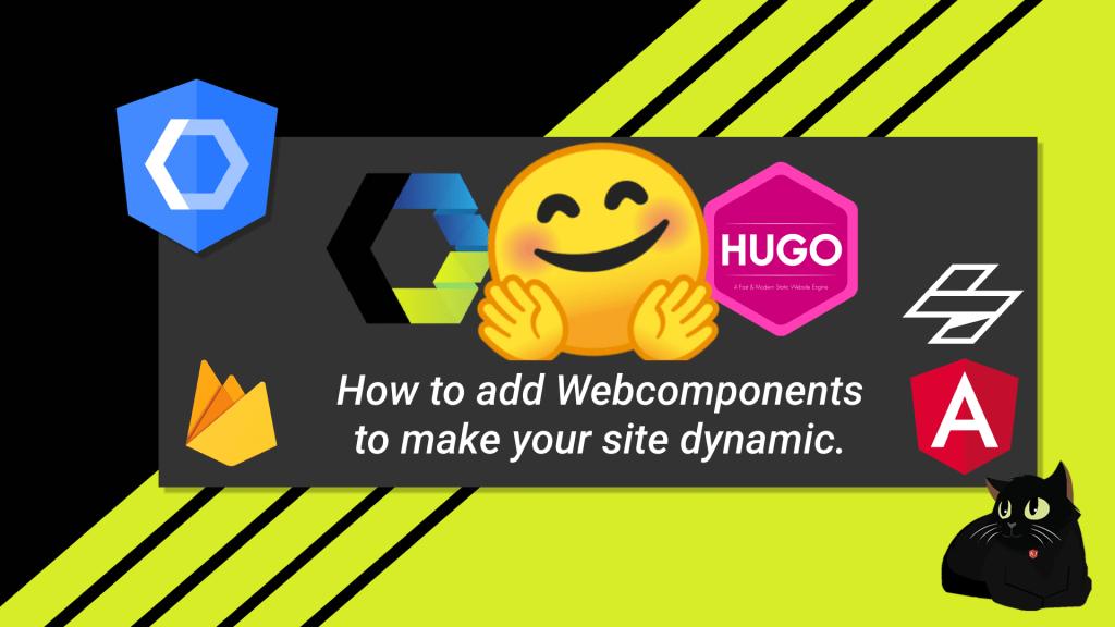 Web Component Hug