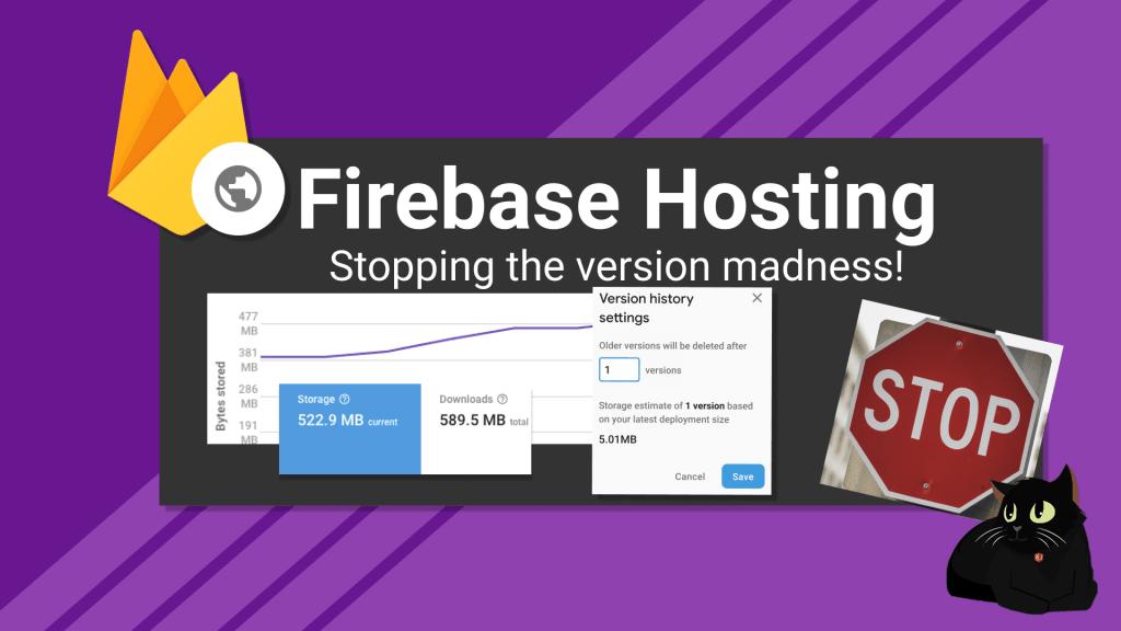 08db7925429fe741fd36e6d1e4b8b2d34972c9fc 1920x1080 1 Firebase Hosting Version Settings