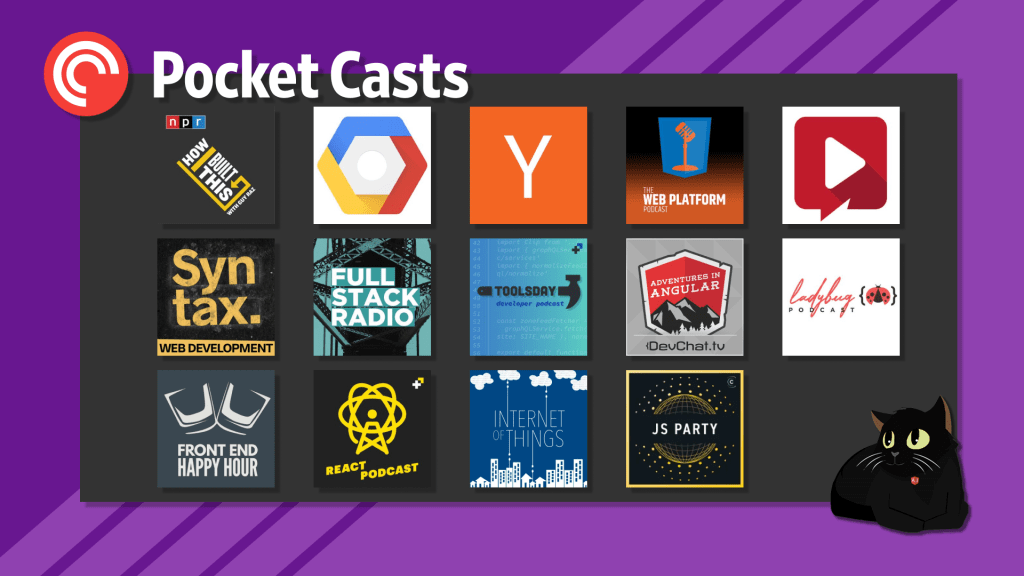 Front End Web Development Podcasts