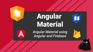Angular Material Courses