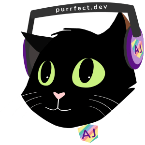 Purrfect.dev AJ Headphones
