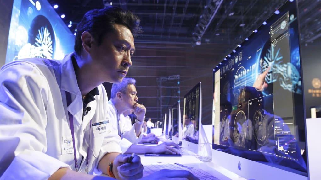 Alibabanın geliştirdiği Yapay Zekâ, bir dakika içinde koronavirüs pnömonisini tespit etmeye yardımcı olacak
