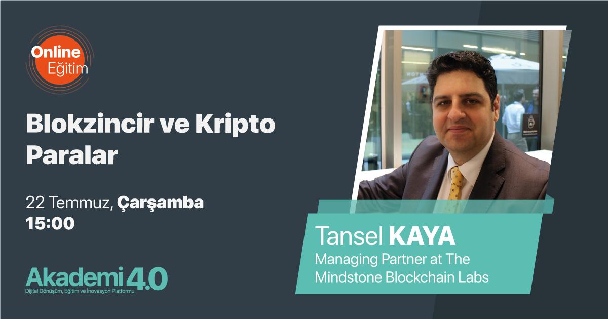 Blokzincir (Blockchain) ve Kripto Paralar