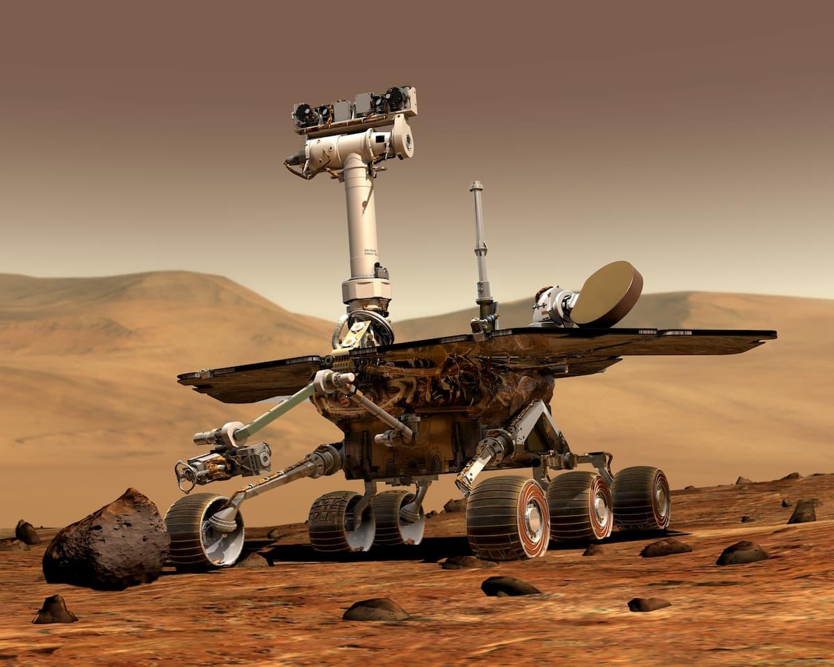 Yapay Zekâ, Mars'taki Yeni Keşiflere Yardım Ediyor