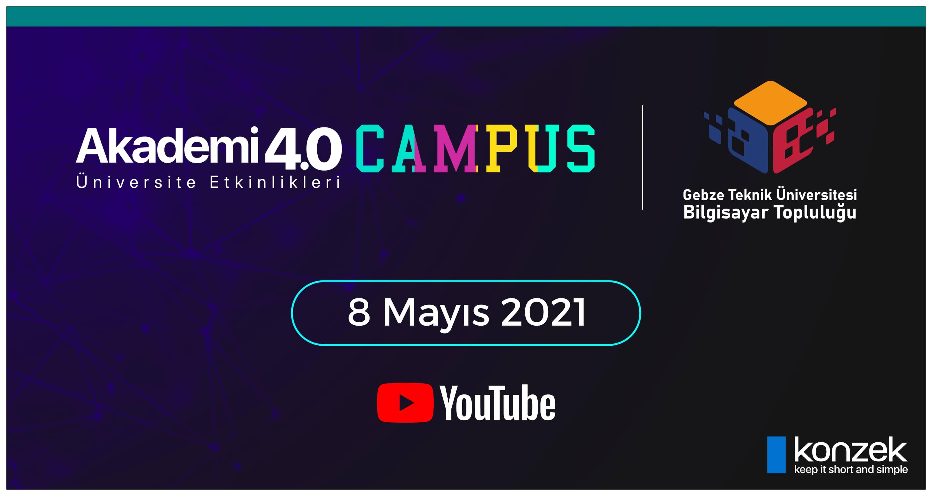 Yapay Zekâ ve Endüstri 4.0 - Gebze Teknik Üniversitesi Bilgisayar Topluluğu