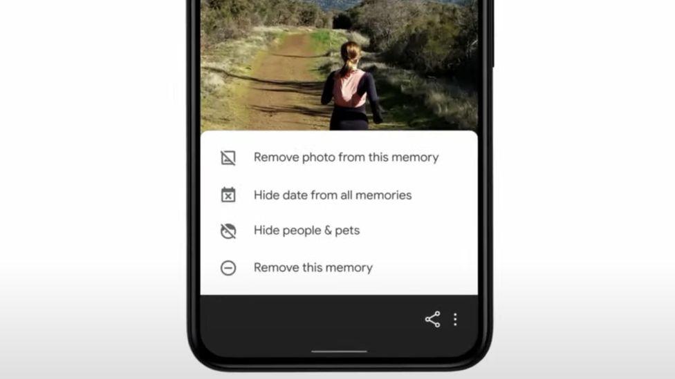 google photos memorial