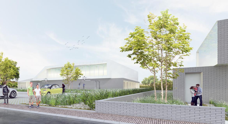 Projet Acs Akene Atelier D Architecture