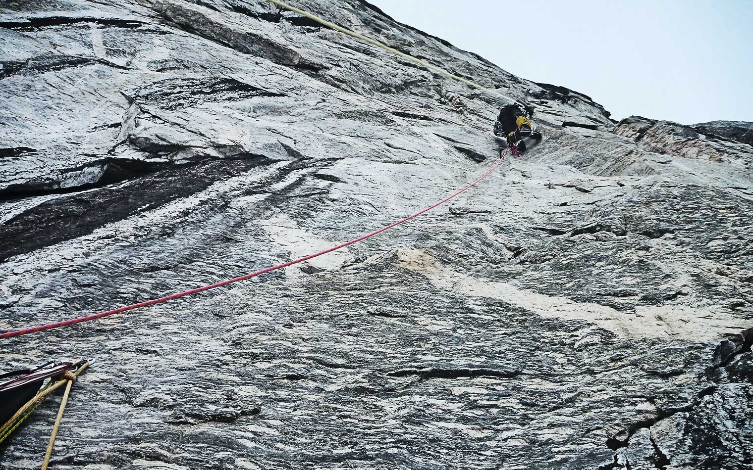 Rope soloing 101 part 3