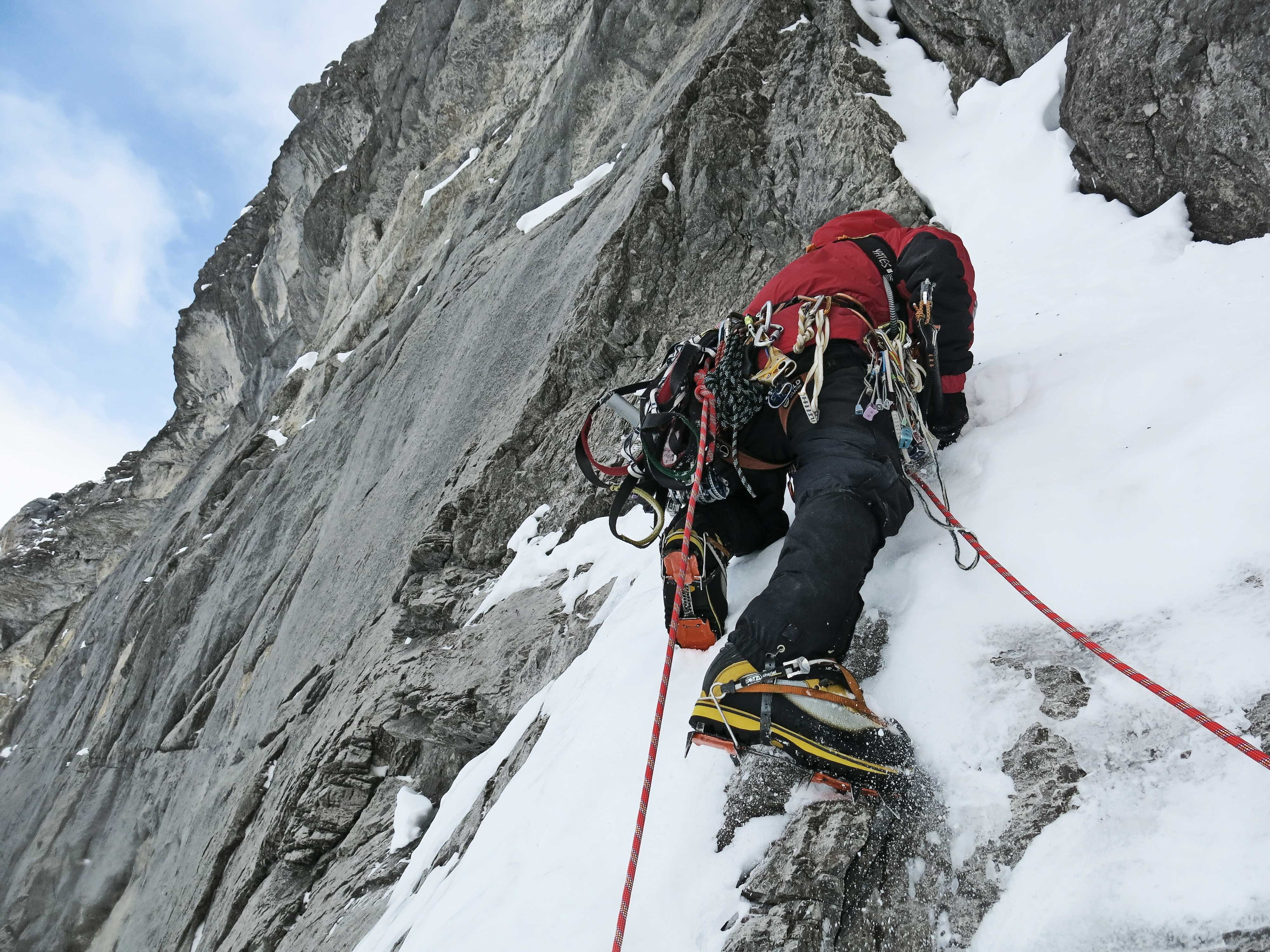 Getting the Right Crampon