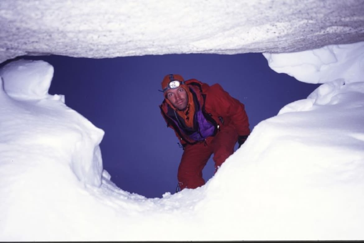 Snow Shelters For Climbers