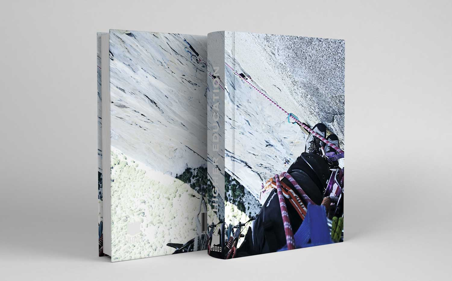 New Big Wall climbing Book