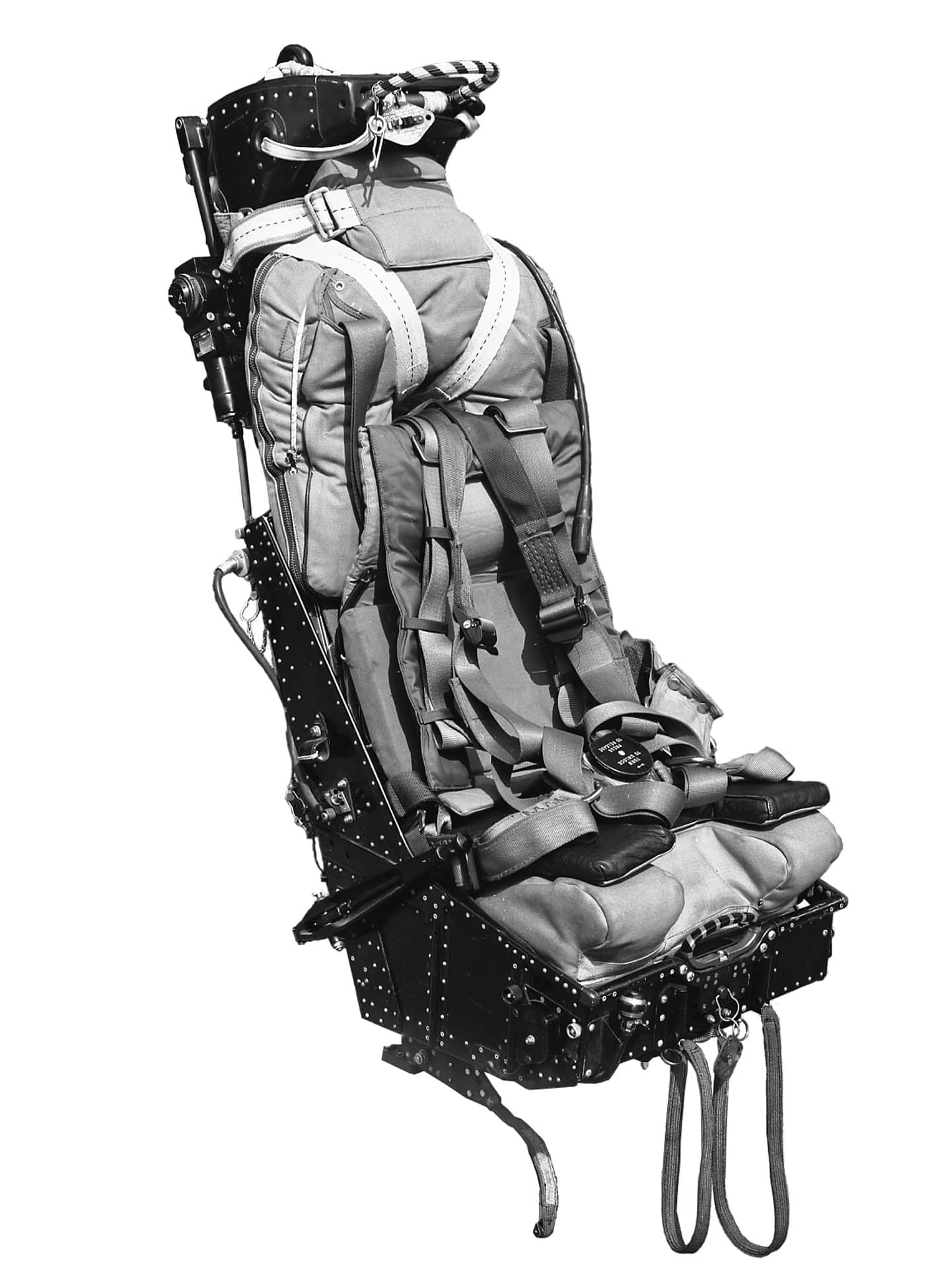 ejection seat handle