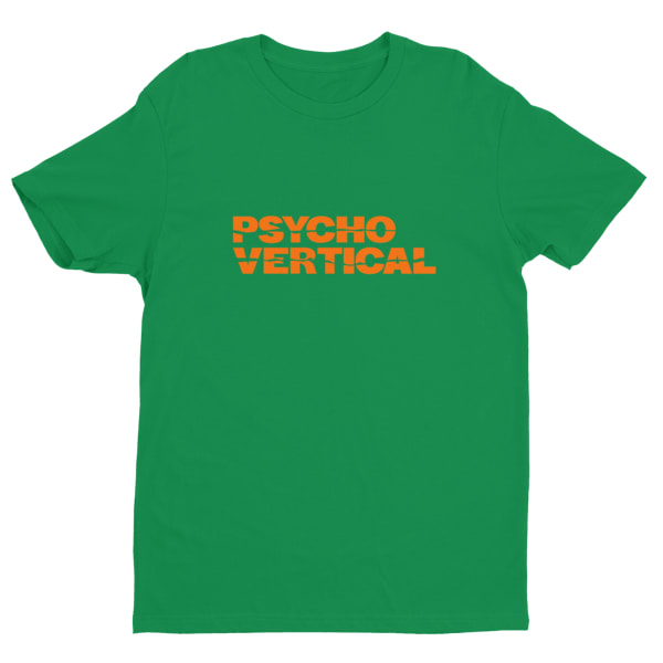 Psycho Vertical T-Shirt