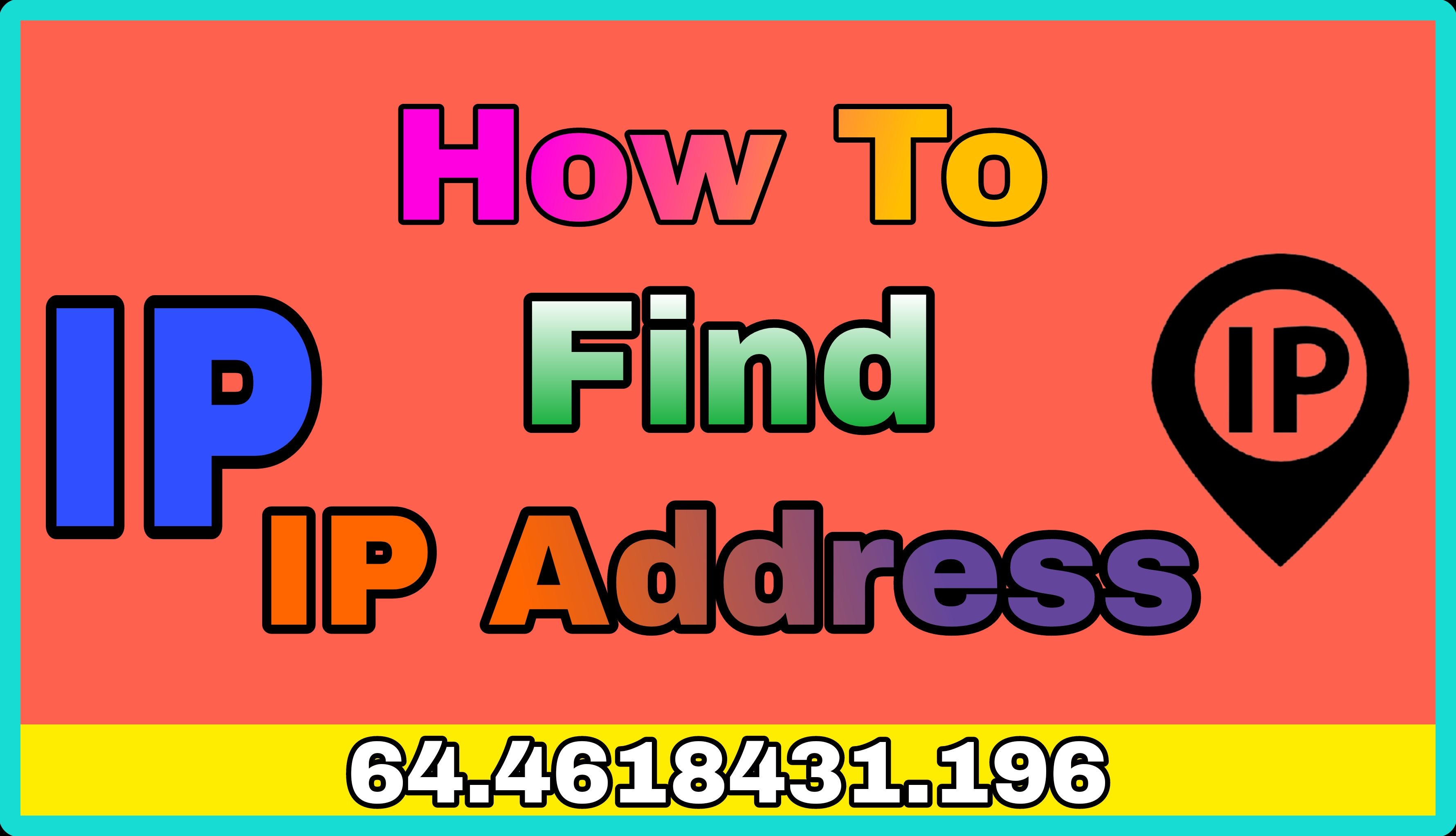 How To Find IP Address Of Any Device In Hindi