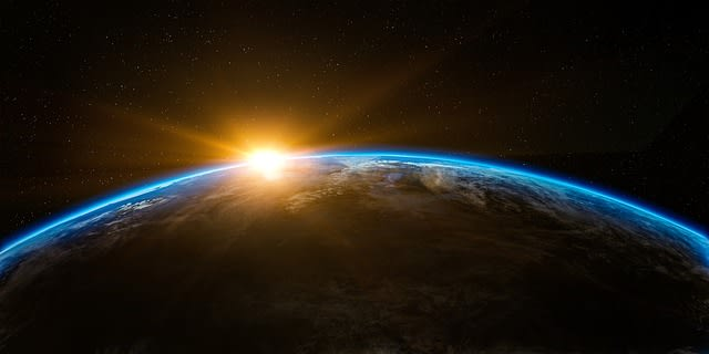 sunrise - beginning