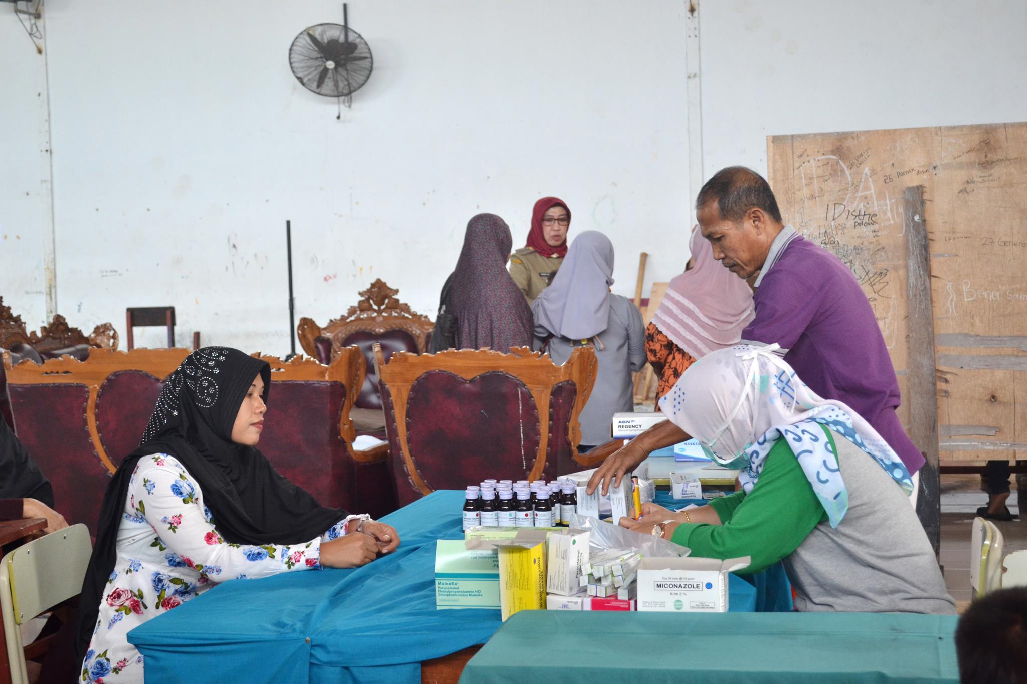 Khitanan Massal dan Pengobatan Gratis dalam Rangka Memperingati 25 Tahun Pondok Pesantren Modern Al-Mizan