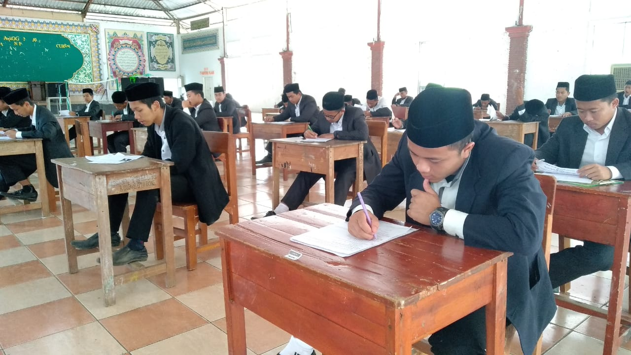 Ujian Tulis Gelombang Pertama