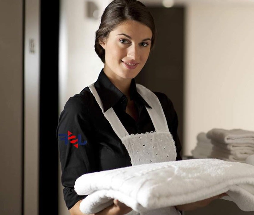 Hospitality, Service Crew & Security