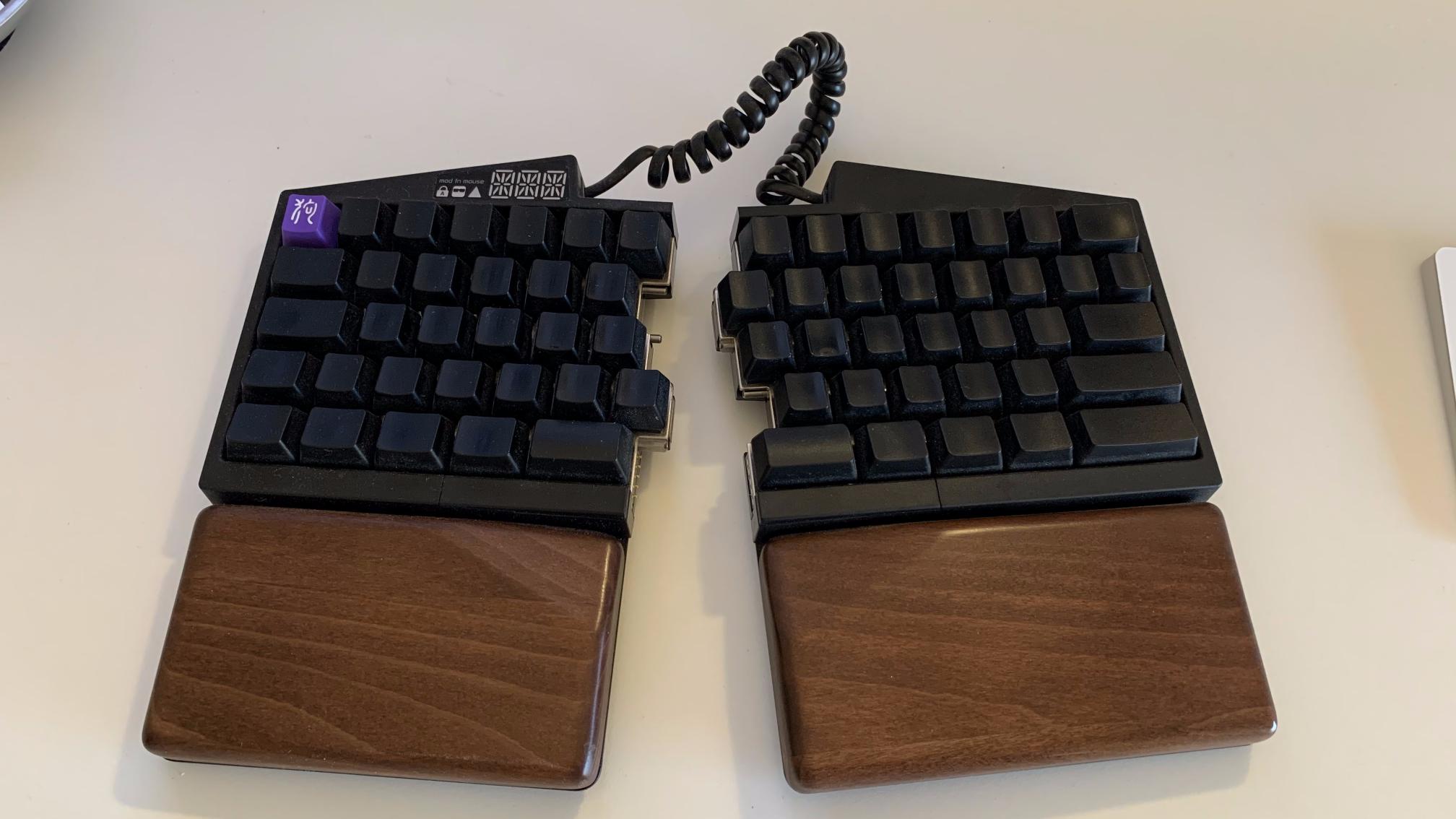 Hero image of the keyboard