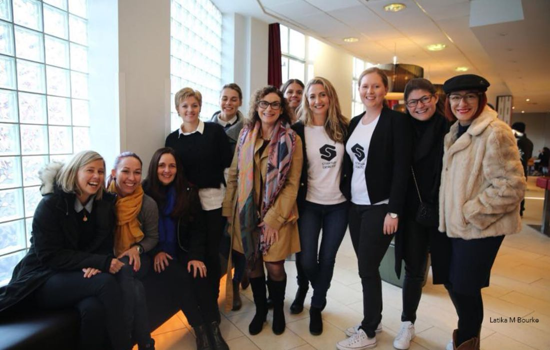 Female founders mission to London