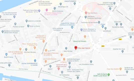 Alcéane location louer Appartement Le Havre