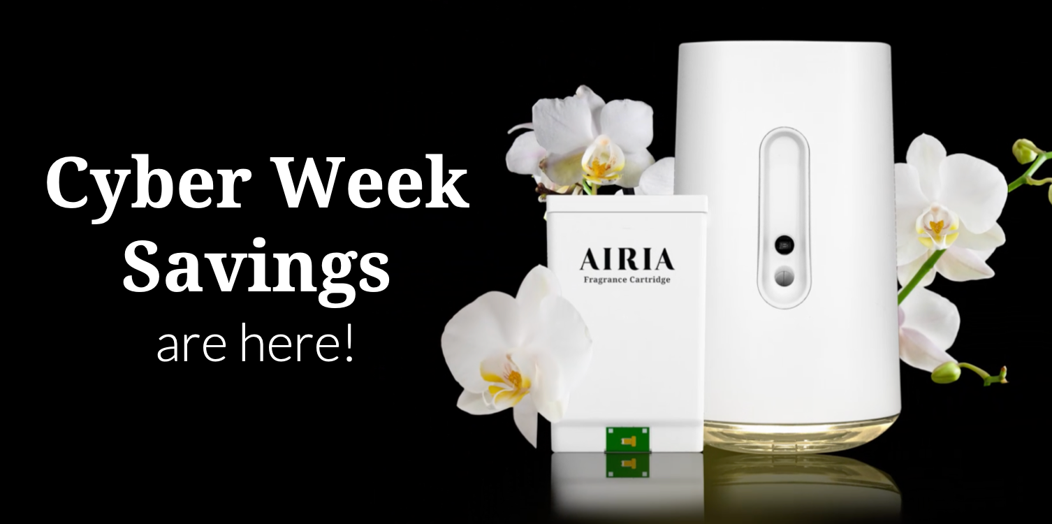 Cyber week savings are here!
