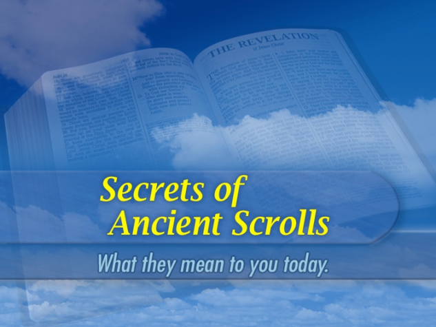 Adventist Learning Community - 5 - Secrets of Ancient