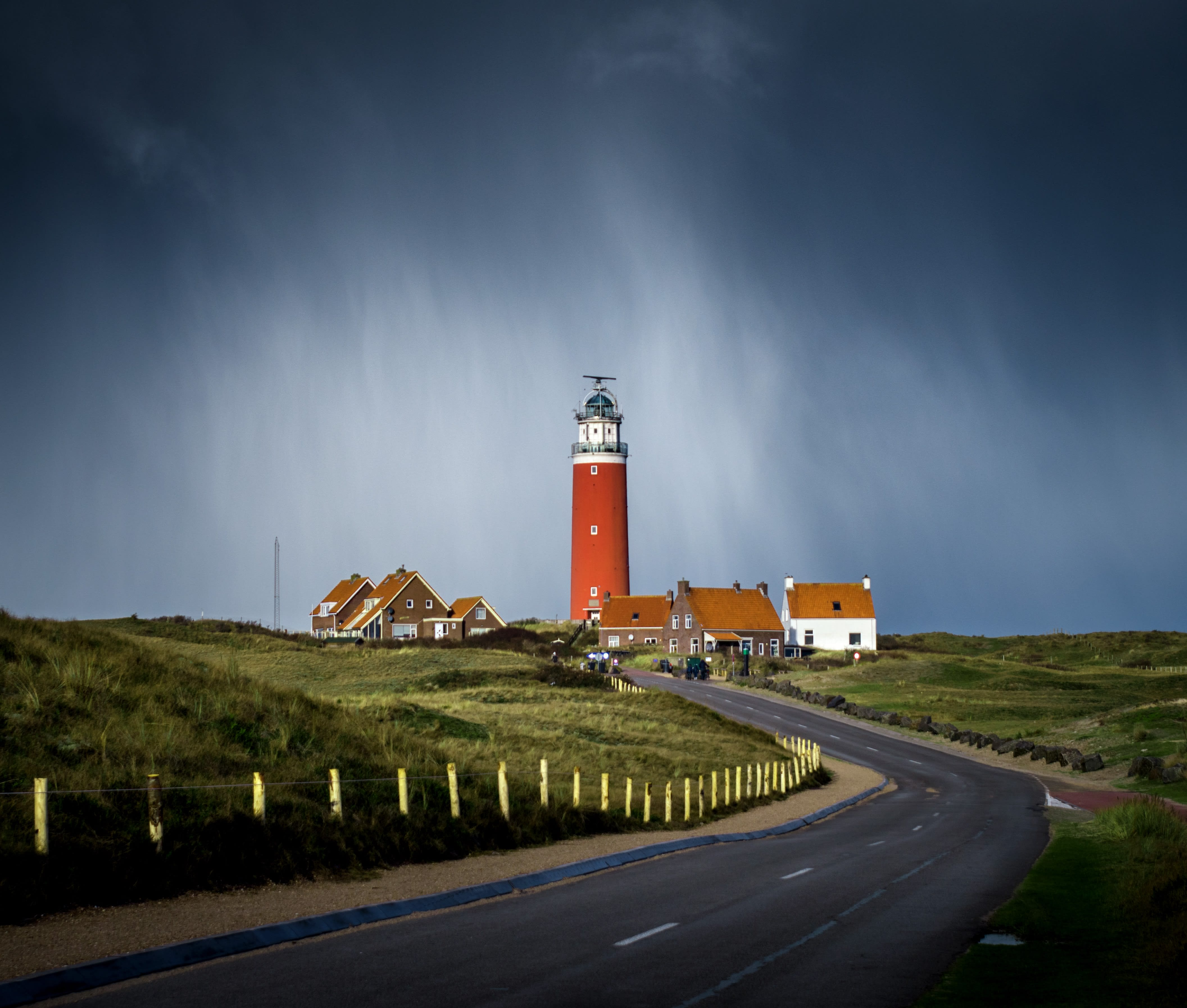 Towns on Texel