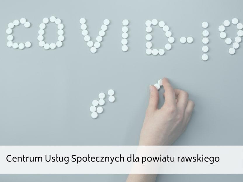 CUS Rawa Mazowiecka w czasie koronawirusa
