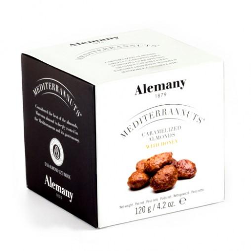 Almendra Marcona caramelizada | Fruita Seca | Alemany.com