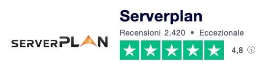 server plan trustpilot