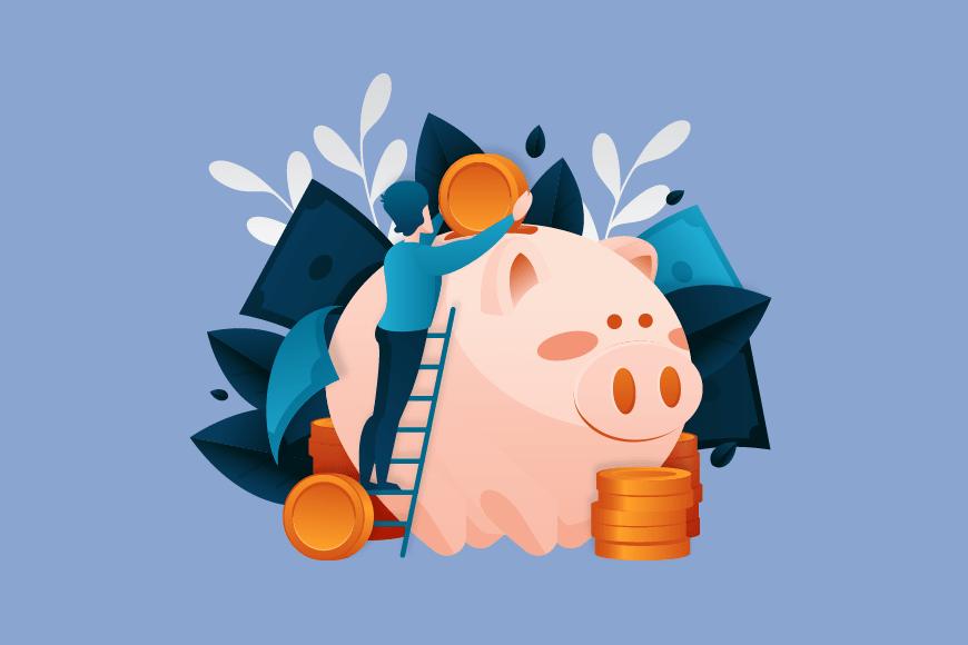 Risparmio per il lungo termine