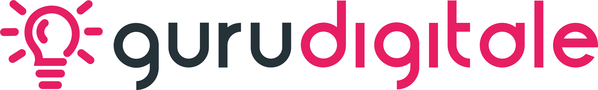 Logo Guru Digitale