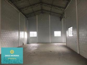 Galpão/Depósito/Armazém Terra Preta com 296 m2 referência: GP01