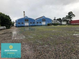 Galpão/Depósito/Armazém Terra Preta com 0 m2 referência: CM02