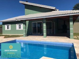 Casa Padrão Terra Preta com 400 m2 referência: CS96