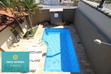 Casa Padrão Jardim do Lago com 360 m2 referência: CS43