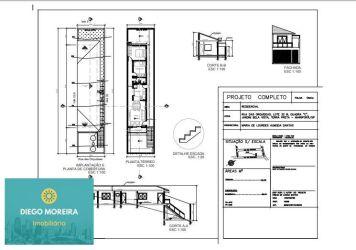 Casa Padrão Terra Preta (Terra Preta) com 126 m2 referência: CS15