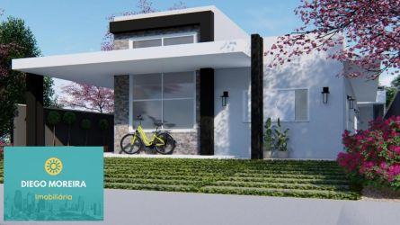 Casa de Condomínio Condomínio Atibaia Park I com 300 m2 referência: CS146