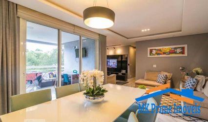 Apartamento Padrão Tamboré com 123 m2 referência: 2101