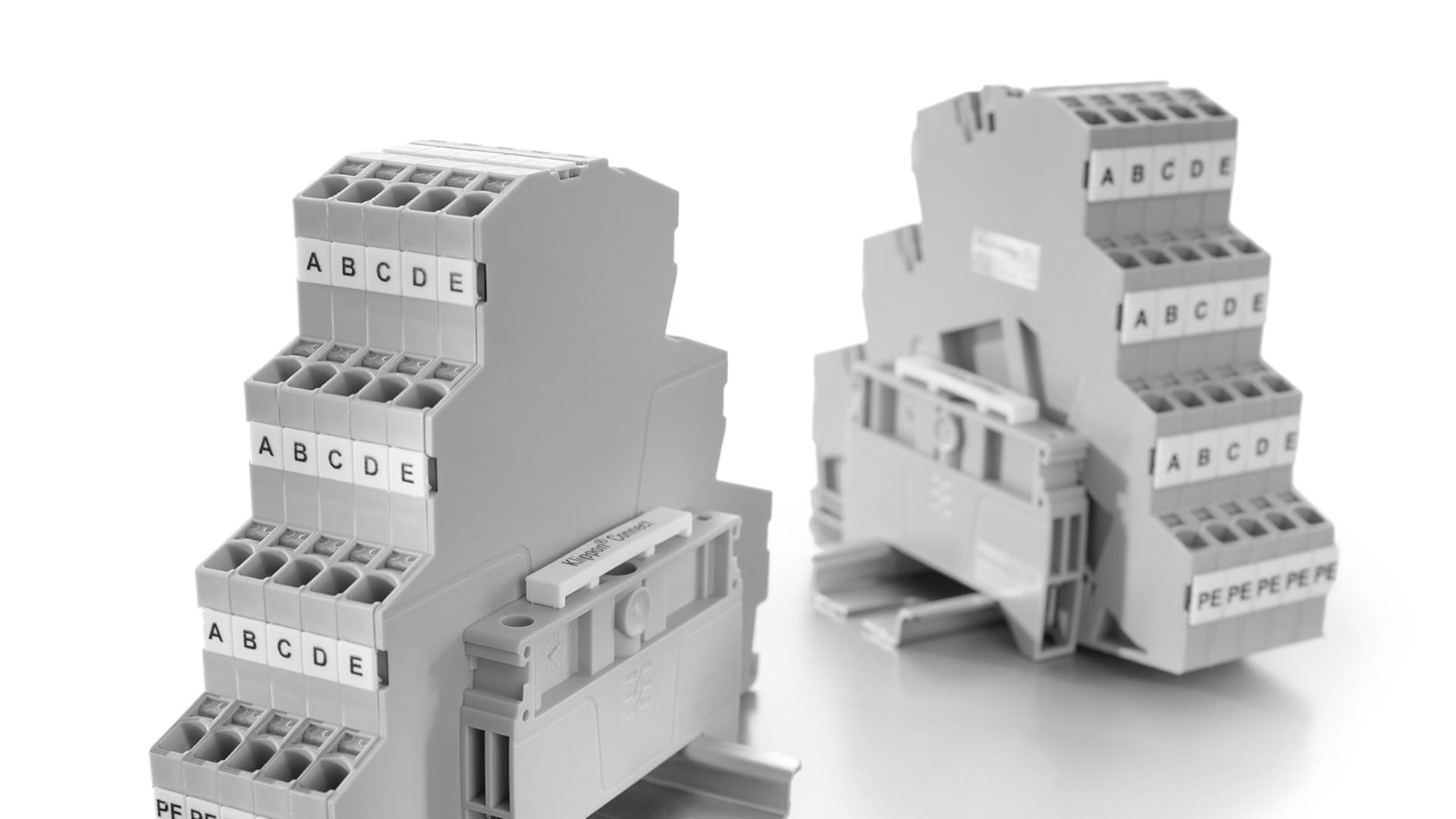 Weidmüller: Eine Reihenklemme pro Motor