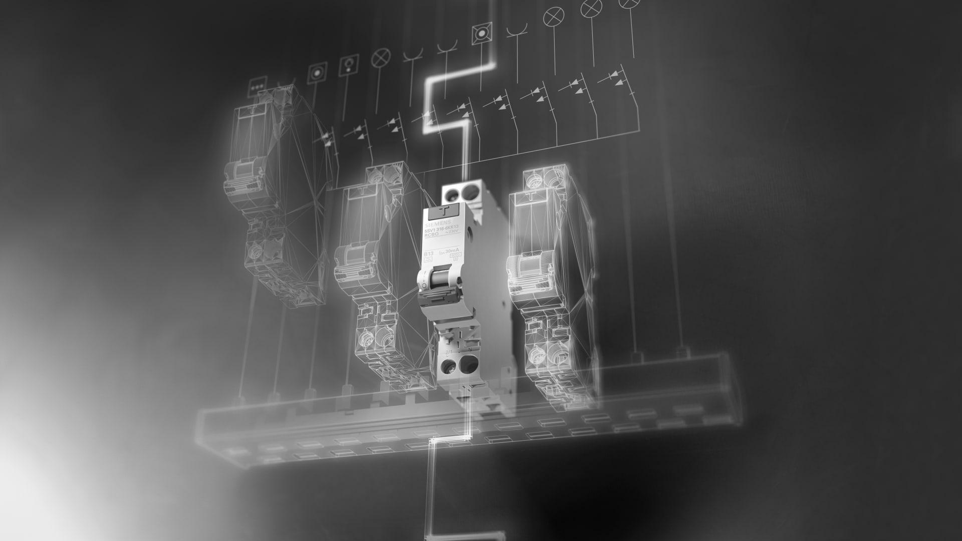 si_SiemensFI/LS-Schalter