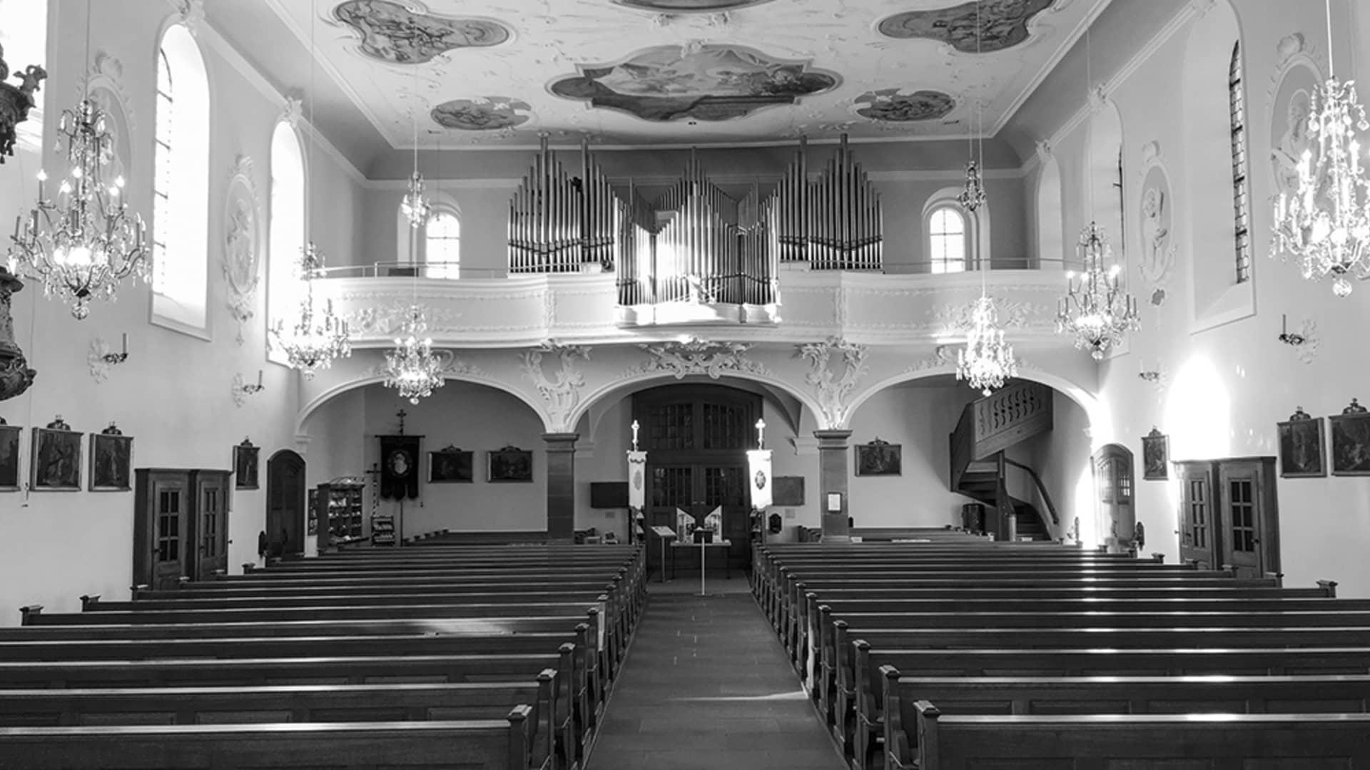 Kirche in St. Märgen