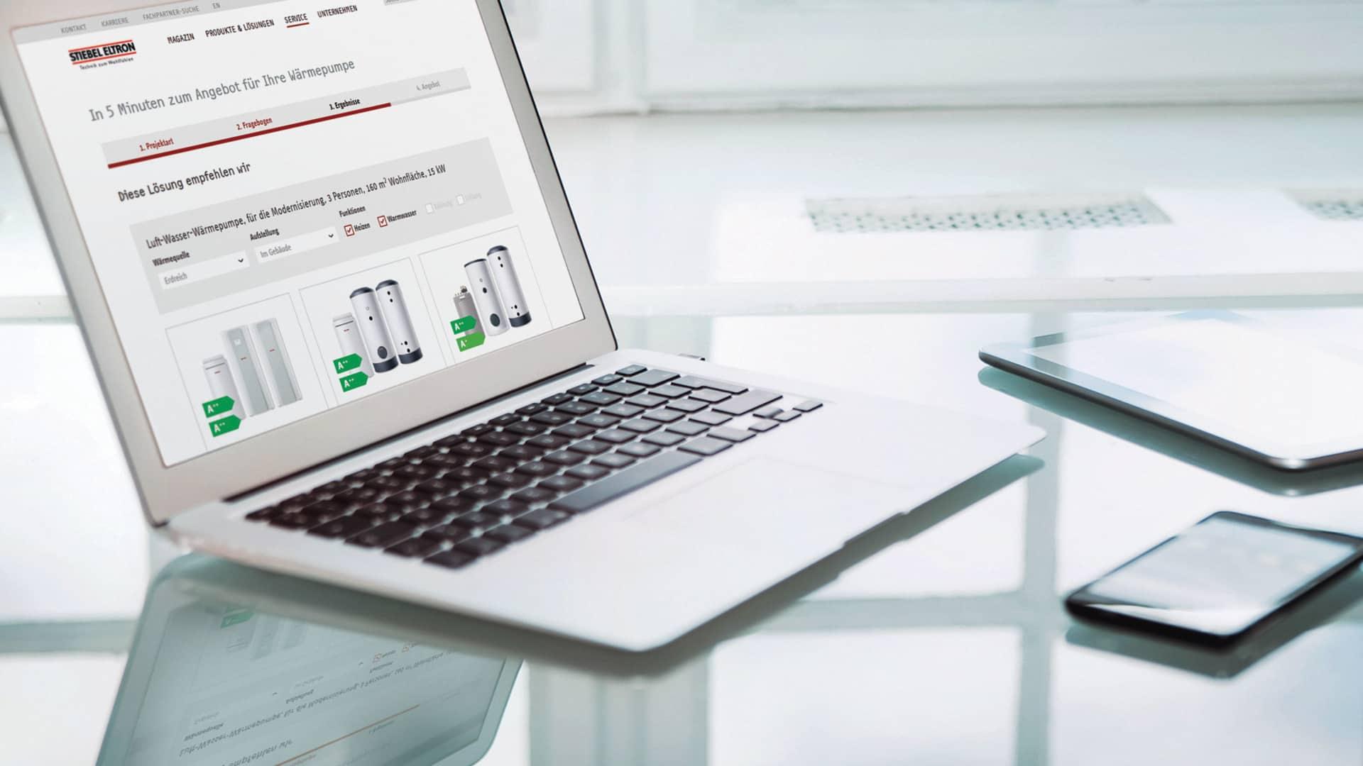 Stiebel-Eltron-Förderservice unterstützt weiterhin bei der Beantragung der Fördergelder