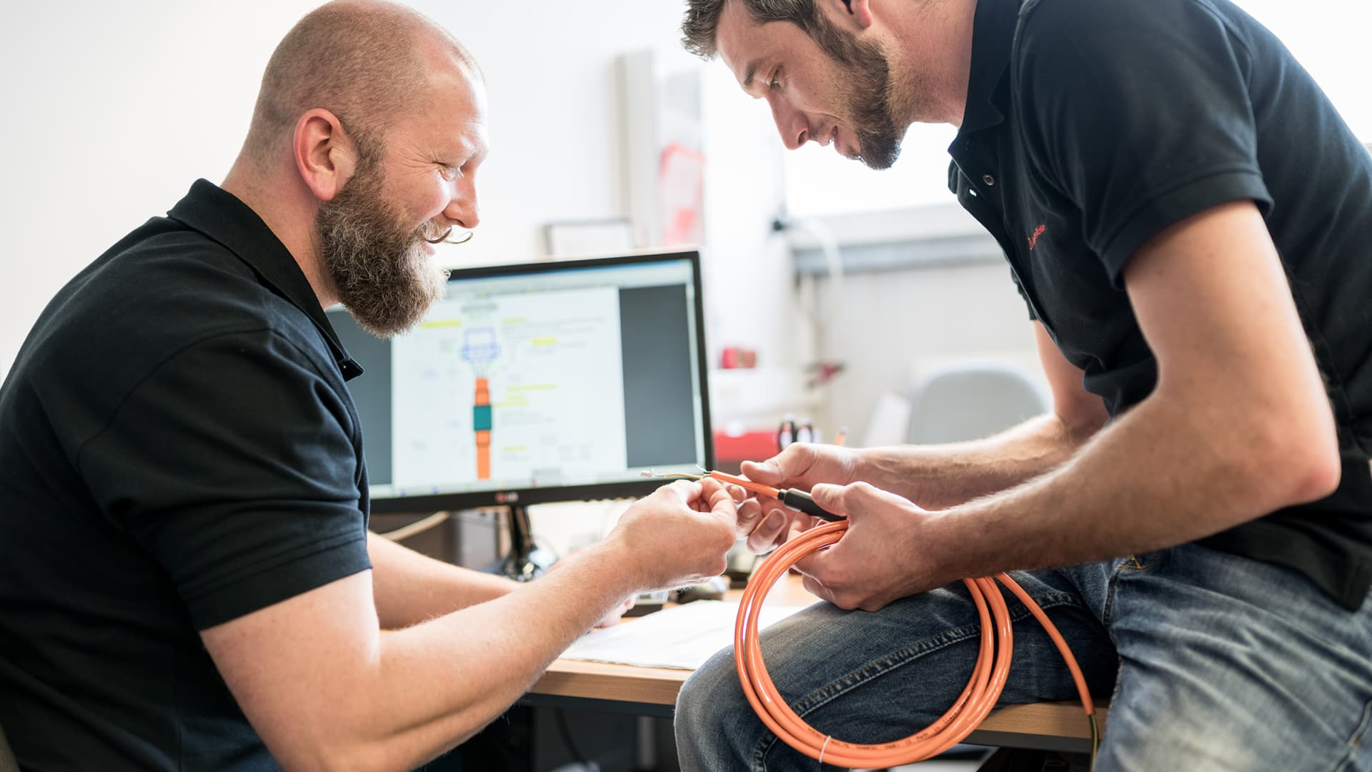Musterbau/Vor-Serie - Alexander Bürkle Cable Solutions