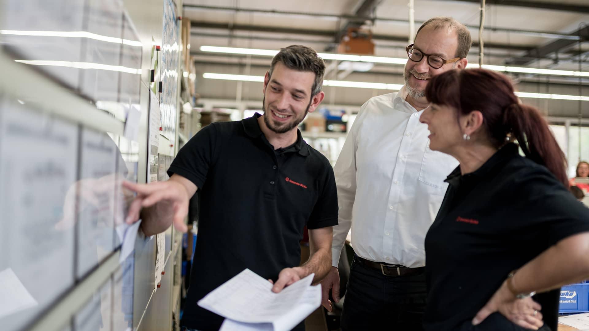 Weiterbildung - Alexander Bürkle Cable Solutions