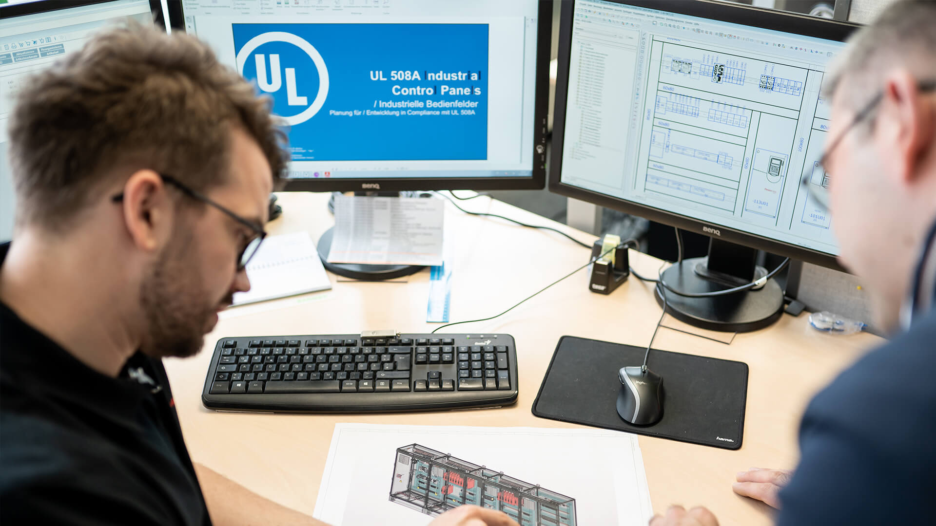 Zertifizierung - Alexander Bürkle panel solutions