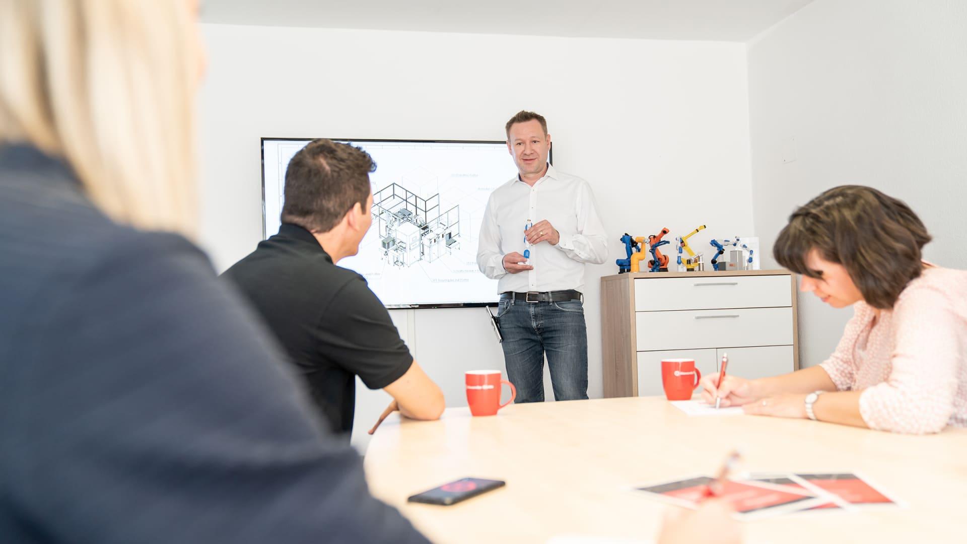 Weiterbildung - Alexander Bürkle robotic solutions